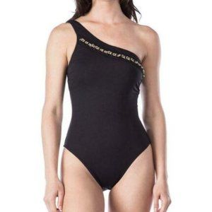 NEW!!! Kenneth Cole Shoulder One Piece Swimsuit
